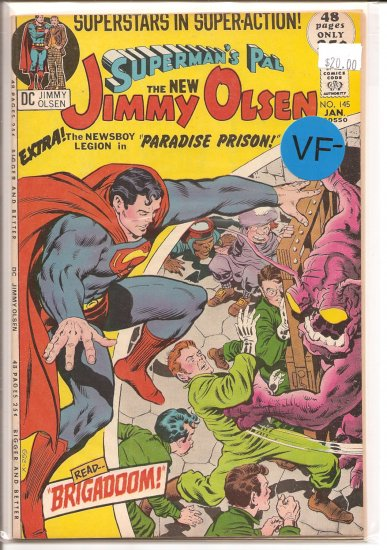 Superman's Pal Jimmy Olsen # 145, 7.5 VF -
