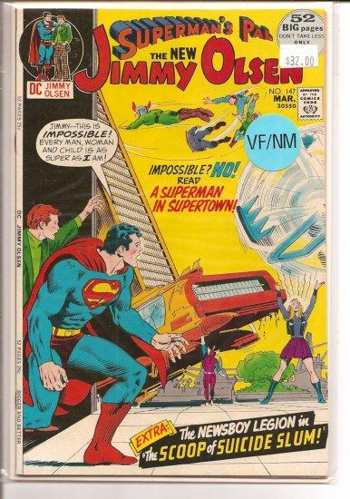 Superman's Pal Jimmy Olsen # 147, 9.0 VF/NM