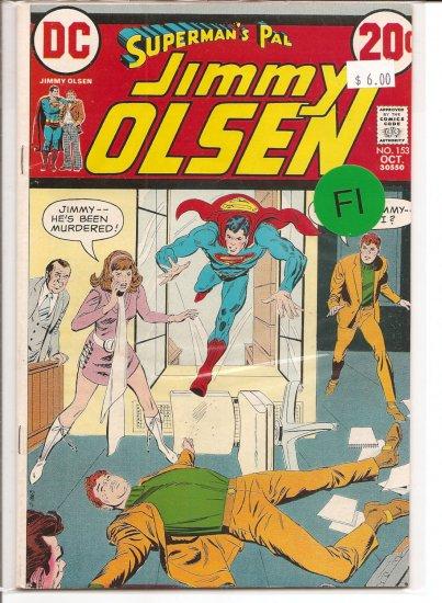 Superman's Pal Jimmy Olsen # 153, 6.0 FN