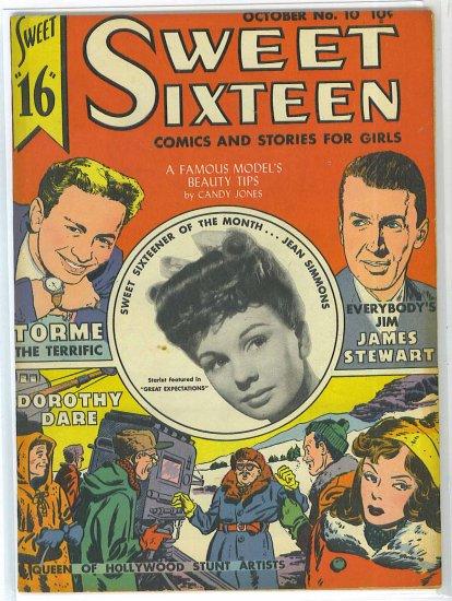 Sweet Sixteen # 10, 5.5 FN -
