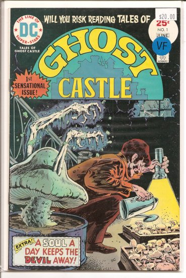 Tales of Ghost Castle # 1, 8.0 VF