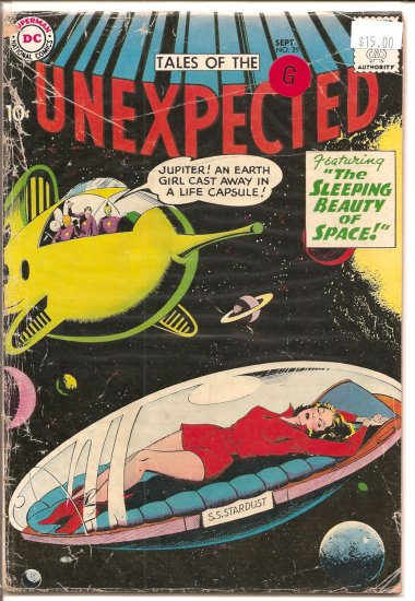 Tales of the Unexpected # 29, 2.0 GD