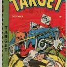 Target Comics # 10, 3.0 GD/VG