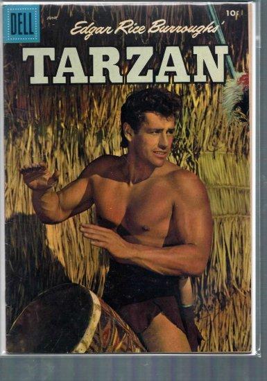 TARZAN # 81, 4.5 VG +