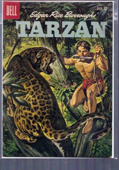 TARZAN # 114, 4.5 VG +