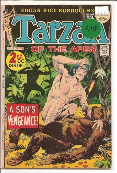 Tarzan # 208, 7.0 FN/VF