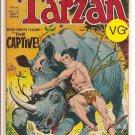 Tarzan # 212, 4.5 VG +