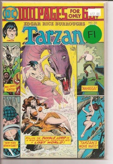 Tarzan # 235, 6.0 FN
