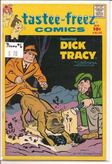 Tastee-Freez Comics # 6, 5.0 VG/FN