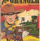 Tex Granger # 18, 2.5 GD +