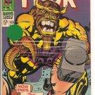 Thor # 155, 7.0 FN/VF