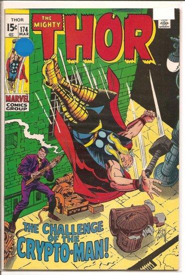 Thor # 174, 7.5 VF -