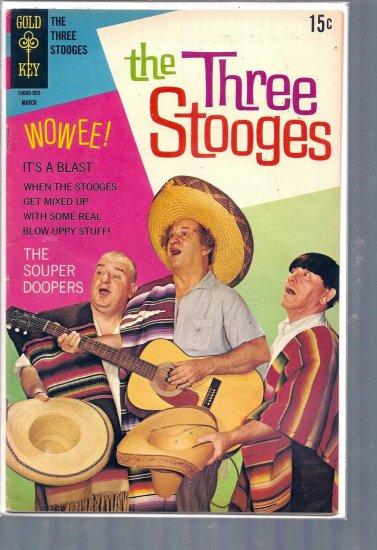 THREE STOOGES # 42, 4.5 VG +