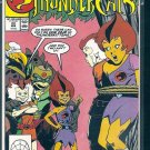 THUNDER CATS # 22, 7.5 VF -