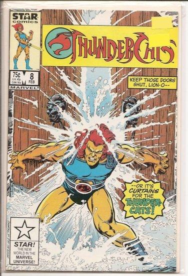 Thundercats # 8, 8.5 VF +