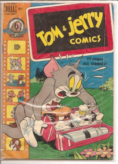 Tom & Jerry Comics # 70, 1.8 GD -