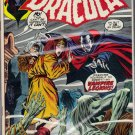 TOMB OF DRACULA # 8, 8.5 VF +