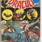 Tomb of Dracula # 15, 8.5 VF +