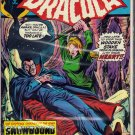 TOMB OF DRACULA # 19, 7.5 VF -