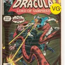 Tomb of Dracula # 62, 4.5 VG +
