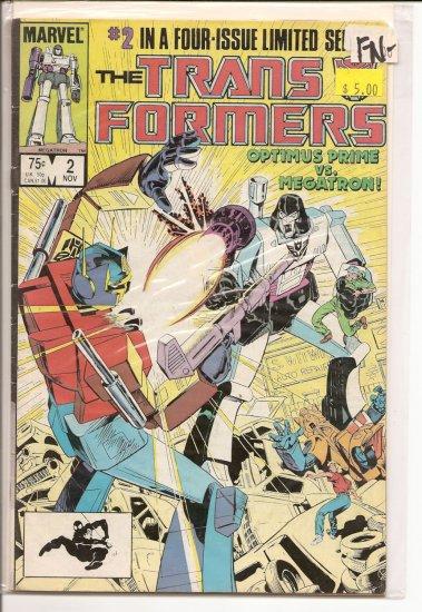 Transformers # 2, 5.5 FN -