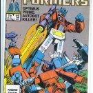 Transformers # 12, 9.0 VF/NM