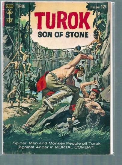 TUROK, SON OF STONE # 39, 2.5 GD +