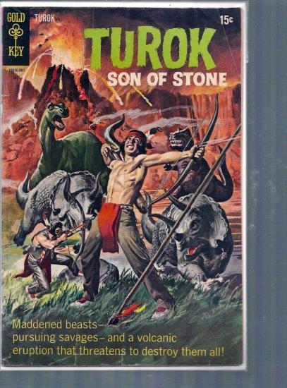 TUROK, SON OF STONE # 66, 2.5 GD +