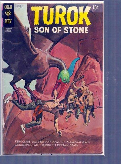 TUROK, SON OF STONE # 71, 4.0 VG