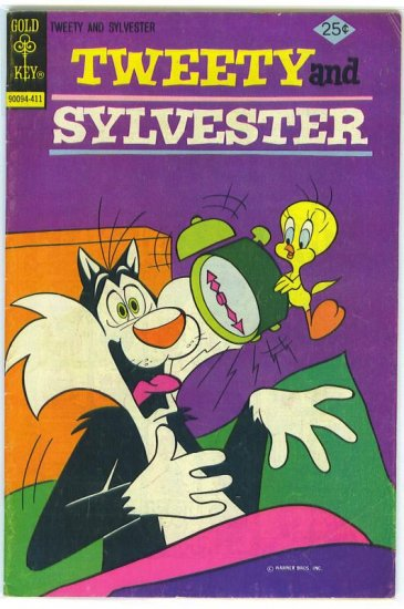 Tweety And Sylvester # 41, 4.5 VG +