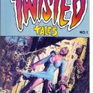 Twisted Tales # 1, 9.2 NM -