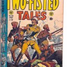 TWO-FISTED TALES # 38, 3.5 VG -