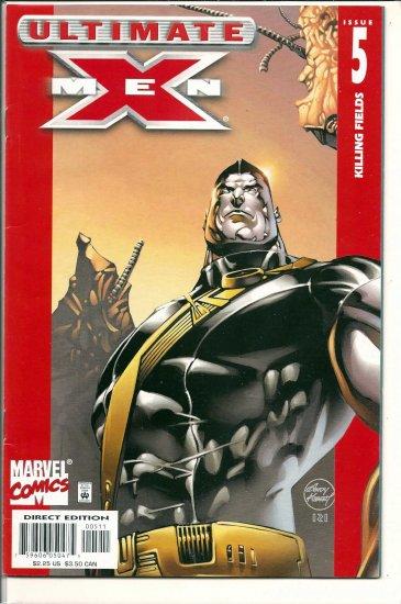 ULTIMATE X-MEN # 5, 6.0 FN