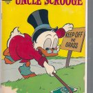 UNCLE SCROOGE # 87, 4.5 VG +