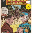 Unknown Soldier # 228, 4.5 VG +