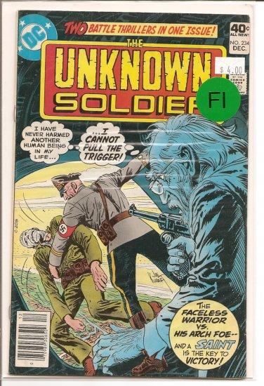 Unknown Soldier # 234, 6.0 FN