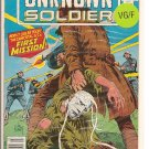 Unknown Soldier # 249, 5.0 VG/FN