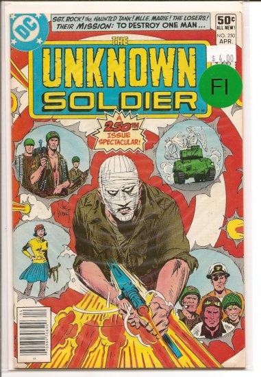 Unknown Soldier # 250, 6.0 FN