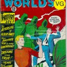 Unknown Worlds # 26, 4.0 VG