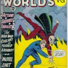 Unknown Worlds # 30, 4.0 VG