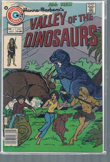 VALLEY OF THE DINOSAURS # 4, 9.0 VF/NM