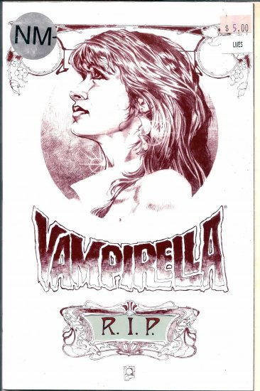 Vampirella Lives # 1, 9.2 NM -