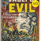 Vault of Evil # 4, 4.0 VG