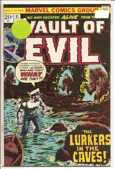 Vault of Evil # 10, 5.0 VG/FN