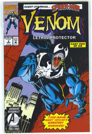 Venom: Lethal Protector # 2, 9.4 NM