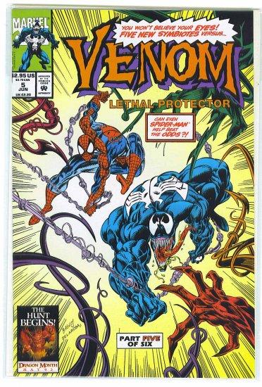 Venom: Lethal Protector # 5, 9.4 NM