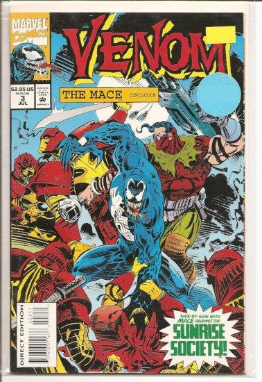 Venom: The Mace # 3, 9.4 NM