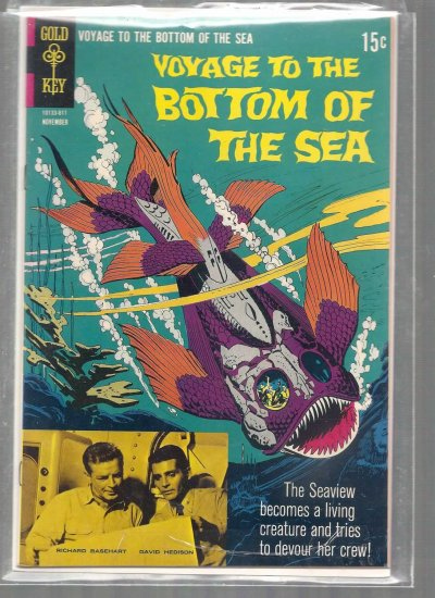 VOYAGE TO THE BOTTOM OF THE SEA # 14, 8.0 VF
