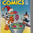 WALT DISNEY COMICS AND STORIES # 98, 4.5 VG +
