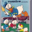 WALT DISNEY COMICS AND STORIES # 185, 4.5 VG +
